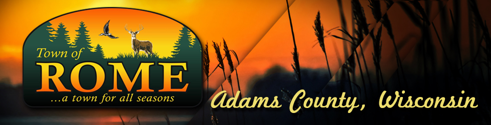 Auto Payment Agreement Town Of Rome Adams County Wisconsin